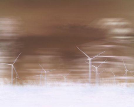 Ghostly-wind-turbines