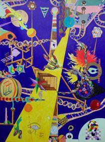 DNA  von Künstler Ralf Hasse