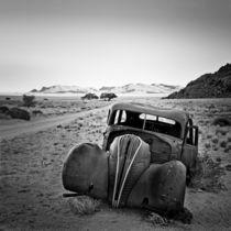Namibia: Oldtimer by Nina Papiorek