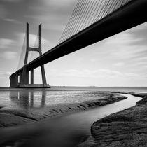 Vasco da Gama Bridge #04 von Nina Papiorek
