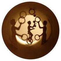 Circus. Jugglers (Cirque. Jongleurs) by Anastassia Elias