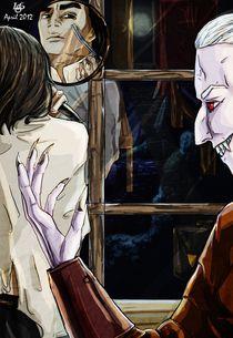 Dracula und Johnatan von Asta Legios