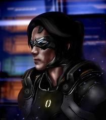 Mass Effect 3: Kai Leng von Anna Khlystova