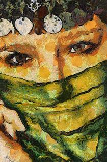 Green Veil by bibi-photo-hunter