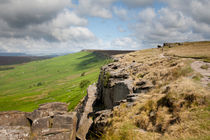 Stanage Edge von George Cox