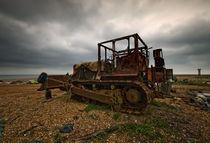 Bulldozer von Nigel  Bangert