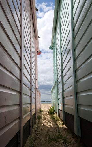 Beach-hut-view