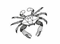 Crab #2 von Casey Virata