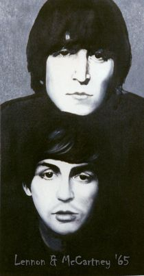 JOHN and PAUL by Rob Delves
