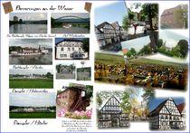 Beverungen an der Weser in NRW von Karin Rehermann