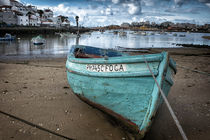 Fisherman boat by Tiago Pinheiro