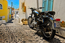 royal enfield in greece by meirion matthias