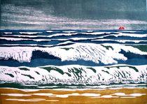 Nordseebrandung von Dieter Tautz