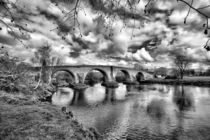 Stirling Bridge 2012 BW von Buster Brown Photography