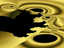 Kreise in Gold von dalmore