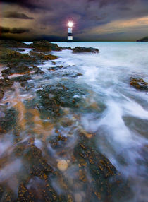 black point lighthouse by meirion matthias