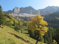Karwendel im Oktober by dalmore
