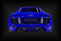 Audi R8 blau (1er) von dalmore