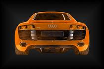 Audi R8 orange (1er) von dalmore