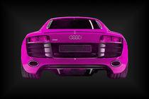 Audi R8 pink (1er) von dalmore