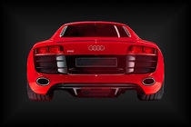 Audi R8 rot (1er) von dalmore