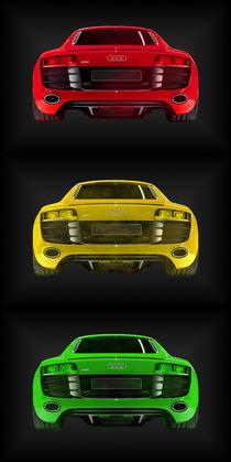 Audi R8 (3er) von dalmore