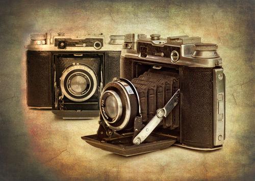 Vintage-cameras