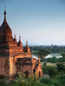 Temples of Bagan by Nina Papiorek