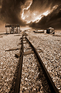 rails to the horizon von meirion matthias