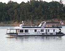 Houseboatongreenriver