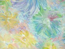 Pastellblumen von claudiag