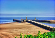 Whitby Harbour View by tkphotography