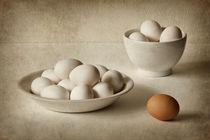 Eggs by Erik Jonker