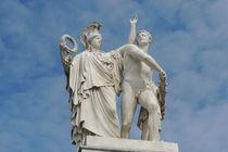 Athena und der Jüngling by Petra Hinz