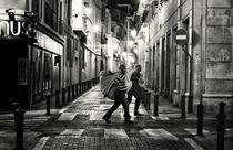 Street Vendors by Harold Perez