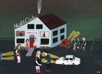 Nightclub by Angela Dalinger
