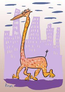 city animal von Arnulf Kossak