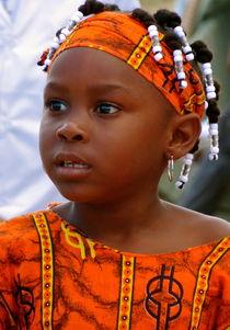 Garifuna Kind von Bettina Breuer