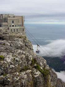 Table Mountain Cable Car von Renata Davies
