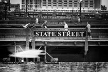 State Street von Rob van Kessel