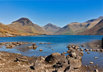 Towards Great Gable by tkphotography