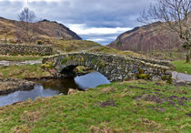 Watendlath Packhorse Bridge von tkphotography