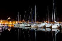 Vieux Port by Vsevolod Istratkin