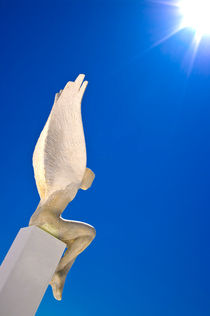 Santorini Angel von meirion matthias