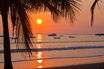 Pacific Sunset  von Craig Lapsley