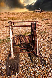 the rusty winch by meirion matthias