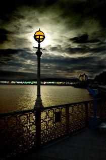 Llandudno by moonlight by meirion matthias