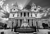 saint paul's cathedral london by meirion matthias