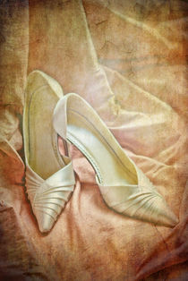 vintage wedding shoes von meirion matthias