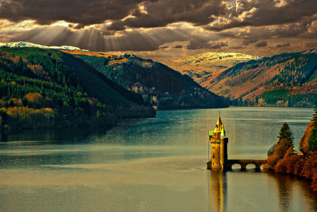 Light-over-vyrnwy